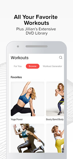 Download APK: Jillian Michaels: The Fitness App v4.2.3 [Premium]