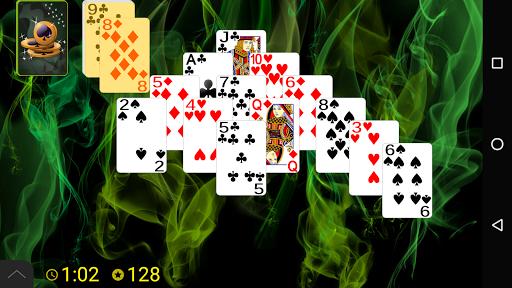 Pyramid Golf Solitaire apklade screenshots 1