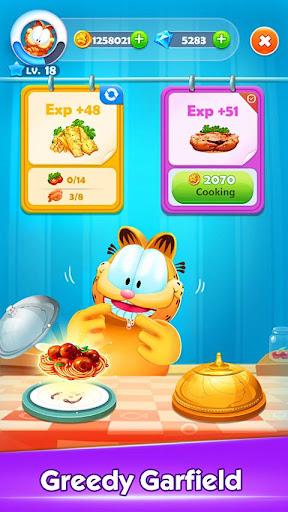 Garfieldu2122 Rush 4.0.1 screenshots 4