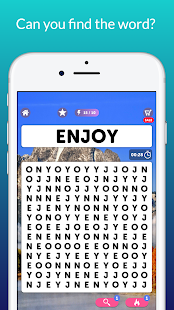 Super Word Search Puzzle: Ads Free