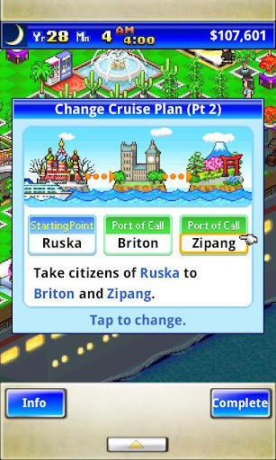 World Cruise Story  screenshots 7