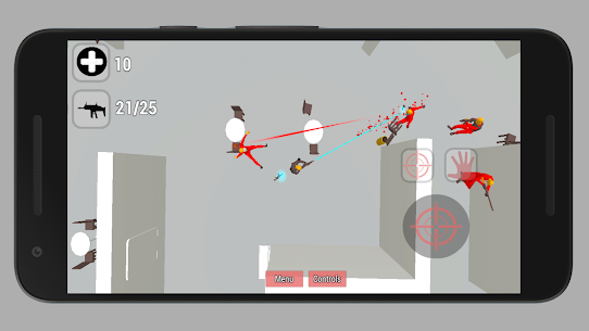 Tactical Tuxedo – Top down shooter game Hack Online (Android iOS) 5