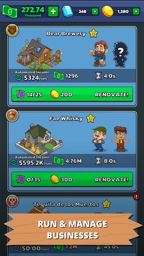 Idle Distiller - A Business Tycoon Game apkdebit screenshots 4