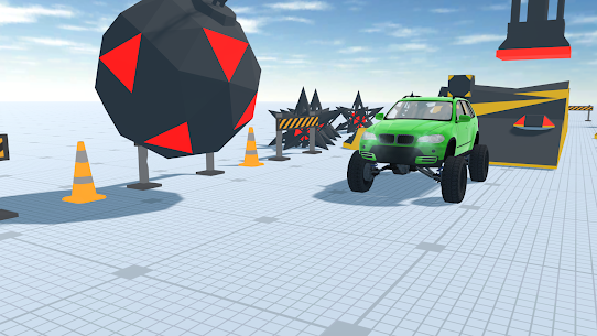 Test Driver: Offroad Driving Simulator 5