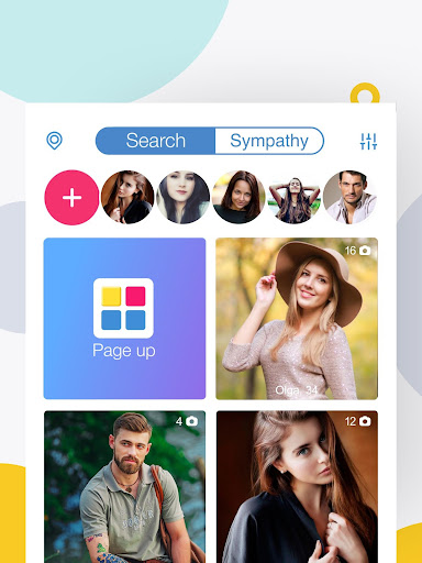 MyLove - Dating & Meeting android2mod screenshots 6