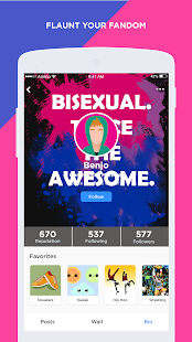 Bisexual Amino