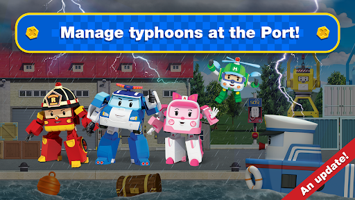 Robocar Poli Games: Kids Games for Boys and Girls 1.5.5 screenshots 1