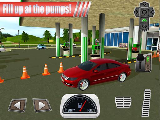 Gas Station: Car Parking Sim 2.5 Screenshots 7
