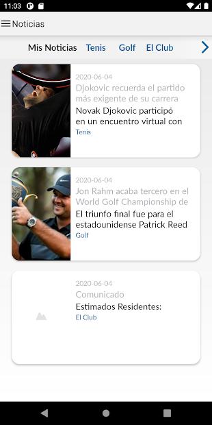 Los Pinos Polo Club screenshot 2