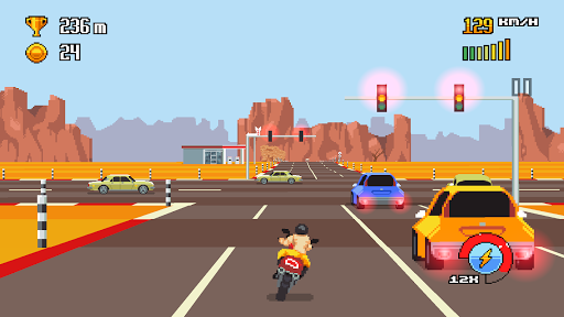 Retro Highway 1.0.35 screenshots 2