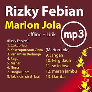 Kumpulan Rizky Febian dan Marion Jola Offline 3.2 Android APK Mod Newest 2