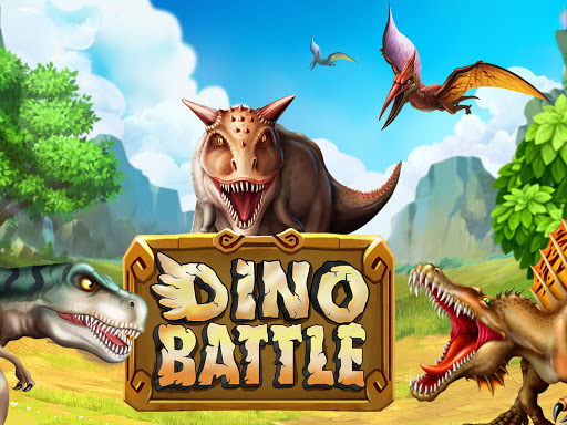 Dino Battle apkmartins screenshots 1