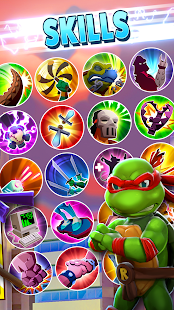 TMNT: Mutant Madness [v1.31.1] APK Mod for Android logo
