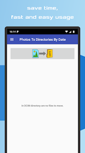 Photos To Directories By Date