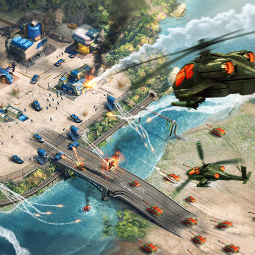 Command elite soldiers and deploy the full firepower of your military!