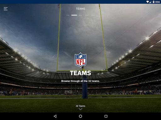 NFL Game Pass International 1.9.1 Screenshots 1