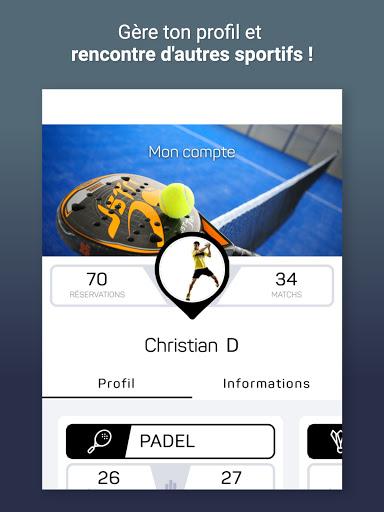 Breizh Padel screenshot 10