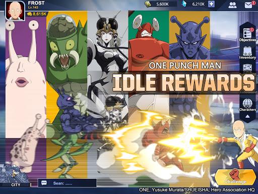 One-Punch Man: Road to Hero 2.0 2.3.2 screenshots 12