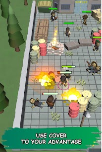 Hunter Memoirs: Zombie Apocalypse. Modern Archer. Hack for iOS and Android 2