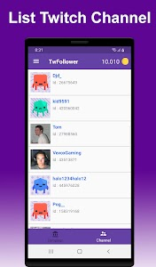 TwFollowers - Free Followers For Twitch 2.1