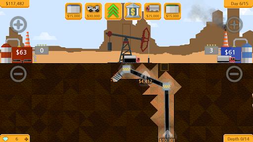 petroleum - explore, drill & sell! screenshot 2