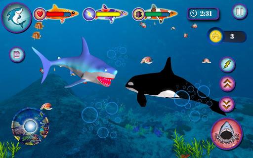 Ocean Shark Simulator u2013 Animal Attack Simulator 0.1 screenshots 2
