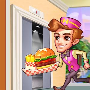 Hotel Craze: Grand Hotel Cooking Game