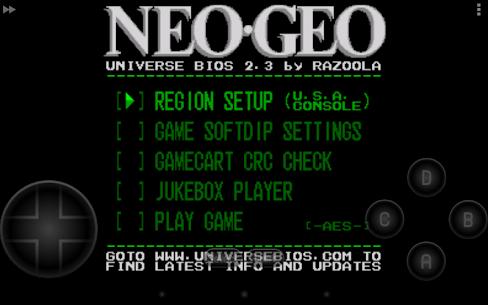 NEO.emu Mod Apk 1.5.51 (Mod/Paid) 4