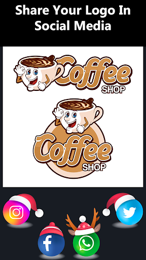 Logo Maker - Free Logo Maker, Generator & Designer 3.0.4 Screenshots 10
