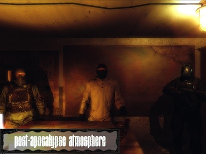 Z.O.N.A Shadow of Lemansk Post-apocalyptic shooter Screenshot