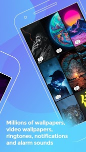 ZEDGE™ Wallpapers & Ringtones MOD APK (Unlimited Credits) 2