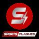 Sports Flashes - Live Sports Radio & Updates