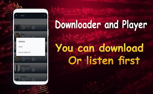 Audios Downloader And Player For Pc (Windows 7/8/10 And Mac) 3