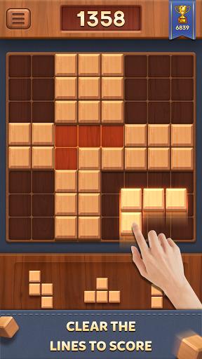 Woodagram - Classic Block Puzzle Game 2.1.12 screenshots 3