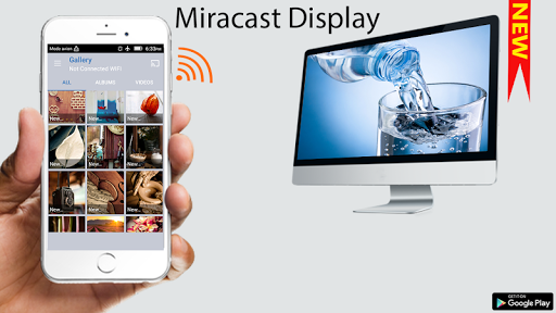 miracast screen sharing app - screen mirroring tv modavailable screenshots 2