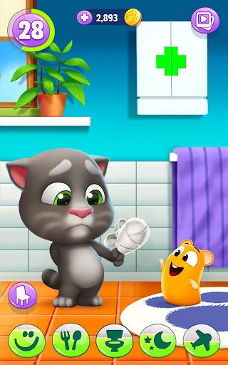 My Talking Tom 2 2.5.0.9 screenshots 23