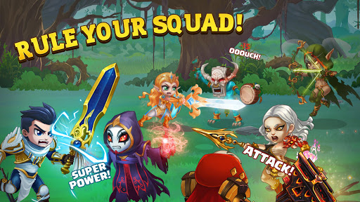 Hero Wars u2013 Hero Fantasy Multiplayer Battles screenshots 4