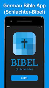 German Bible App: Schlachter-Bibel | Read Offline 1.1