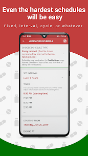 Medica: Medication Reminder, Pill Tracker & Refill (PREMIUM) 8.1.1 Apk 3