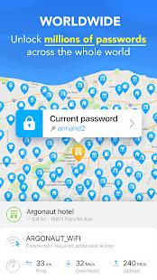 Free WiFi Passwords, Offline maps & VPN. WiFi Mapu00ae 5.4.20 Screenshots 11
