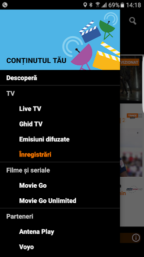 Orange TV Go apktram screenshots 1