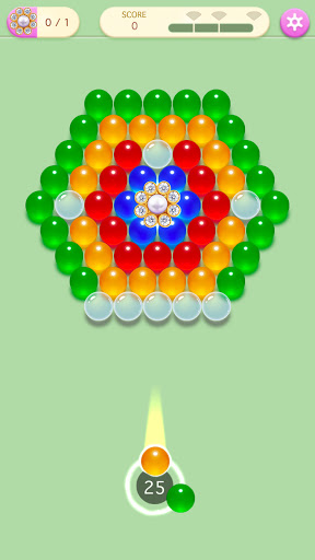 Bubble Shooter Jewelry Maker 4.0 screenshots 3