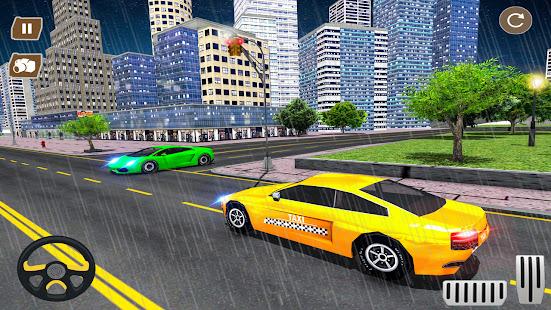 Crazy Taxi Driver: Taxi Game 3.3 Screenshots 8