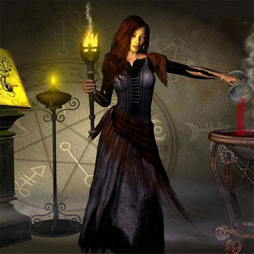 Gothic Girls Jigsaw Puzzles apkpoly screenshots 3