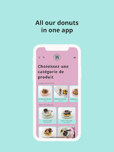 Krispy Donuts 5.6.0 APK + Мод (Unlimited money) за Android