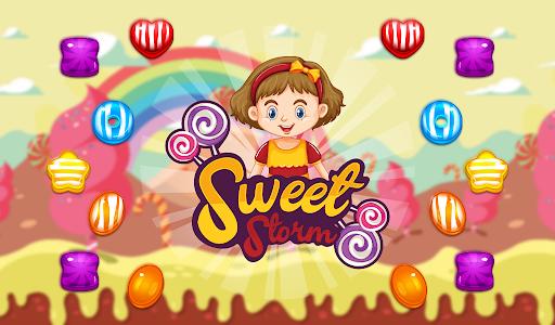 Sweet Candy Sugar :matching candy sugar screenshots 8