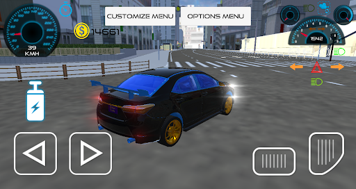 Toyota Corolla Drift Car Game 2021  screenshots 13