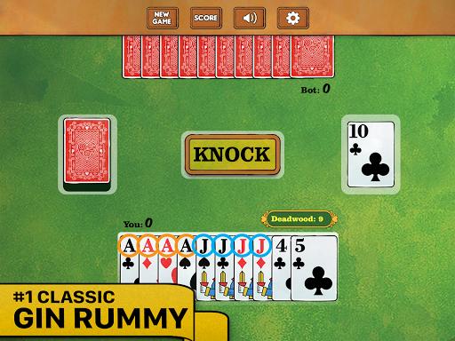 Gin Rummy Free! 1.0.17 screenshots 9