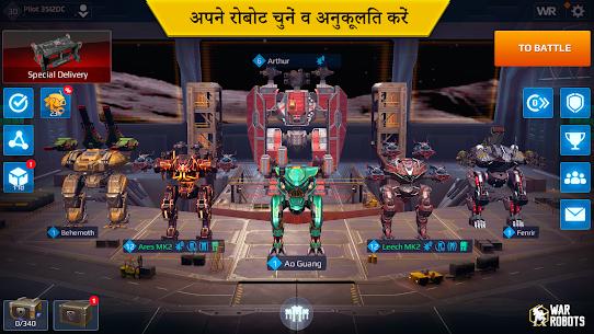 War Robots Multiplayer Battles Mod Apk v7.2.0 3