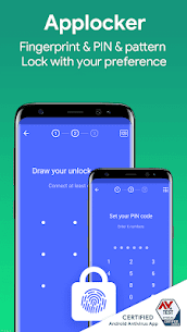 Virus Cleaner – Antivirus, Booster & Phone Clean 2